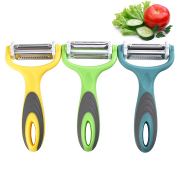 China for Fruit Peeler 3 in 1 multipurpose potato vegetable fruit peeler supply to Netherlands Suppliers